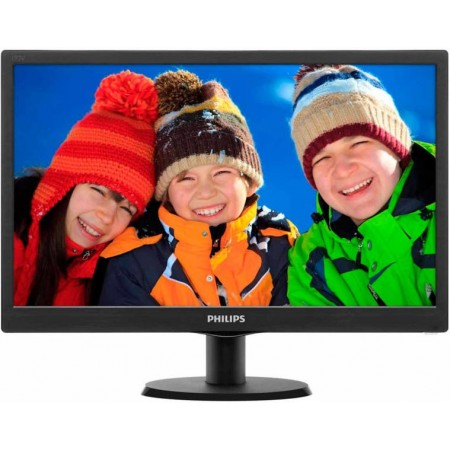 "Monitor 18.5"" PHILIPS 193V5LSB2"