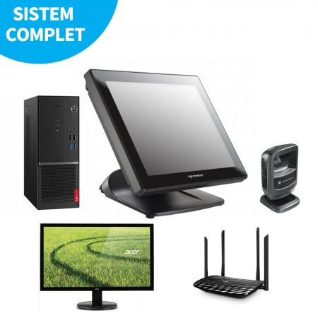 Sistem complet Magazin PRO POS Frontoffice + Backoffice