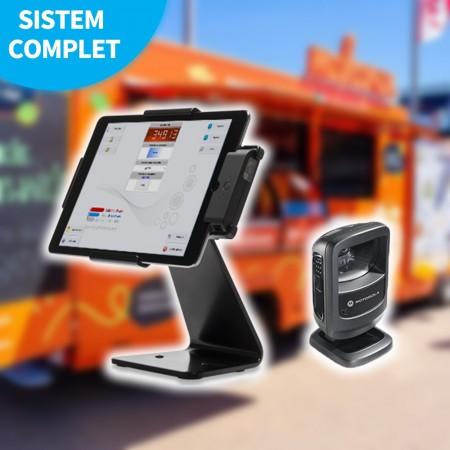 Sistem complet Solutii Mobile-Tonete TABLETA